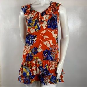 3For$20 Style Co Flower Top Size:S